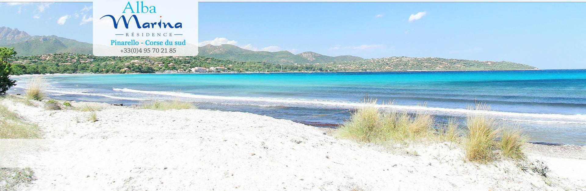 Ferienvillen Strand 200m Pinarellu