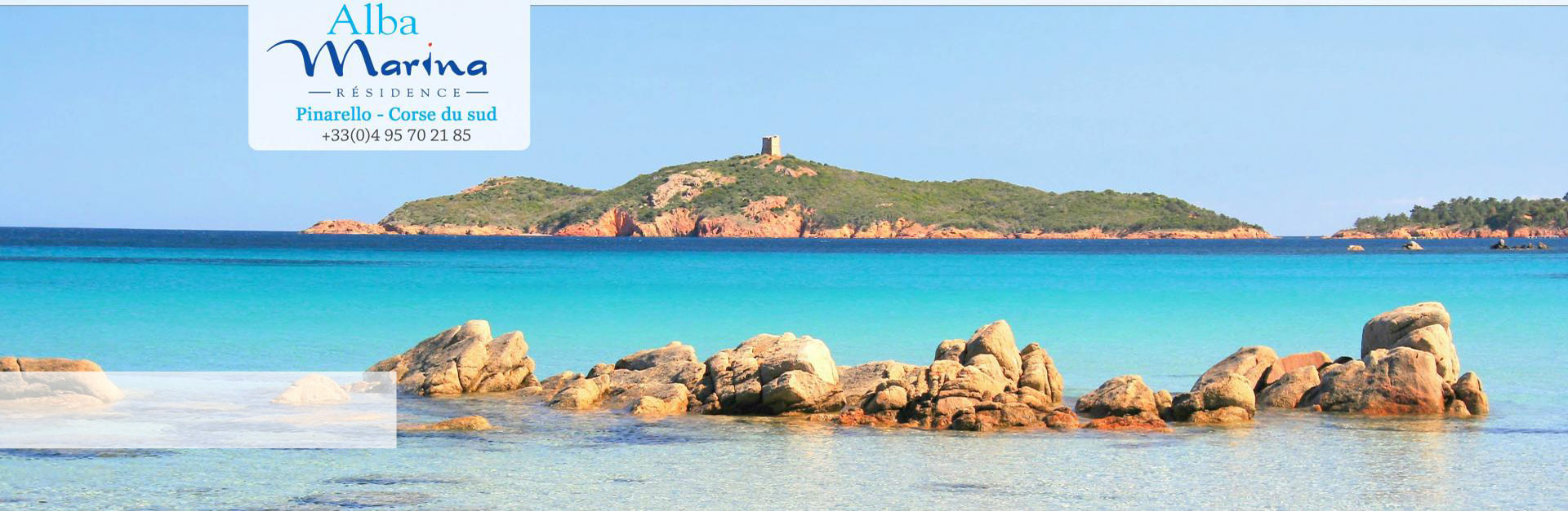 Ferienhaus Pinarellu Korsika