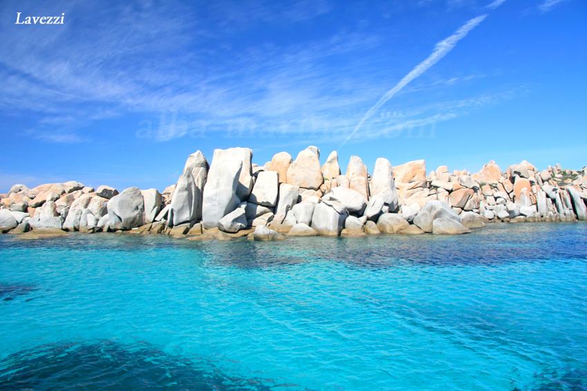 Inseln Lavezzi