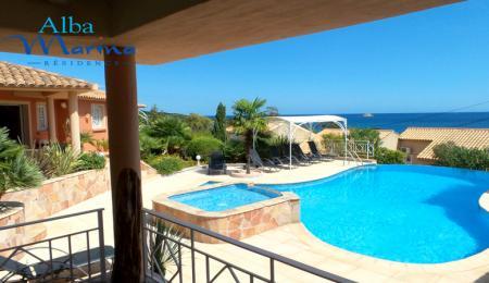 Residenz SPA Korsika Pinarellu Alba Marina