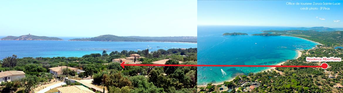 Residenz Pinarellu Korsika